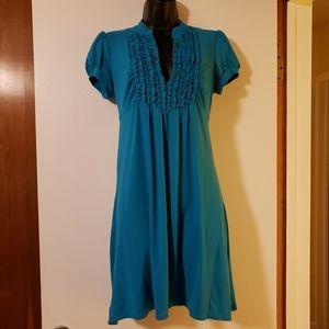 Cute Teal Summer Dress